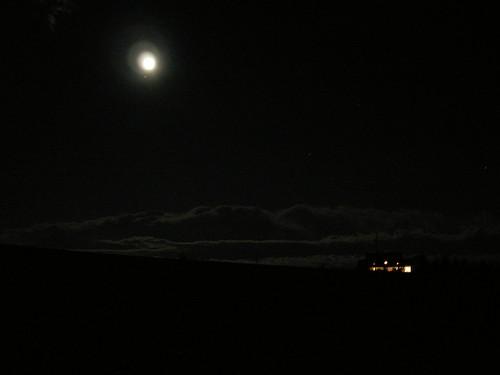sky mars cloud moon house night dark landscape nikon luna orion