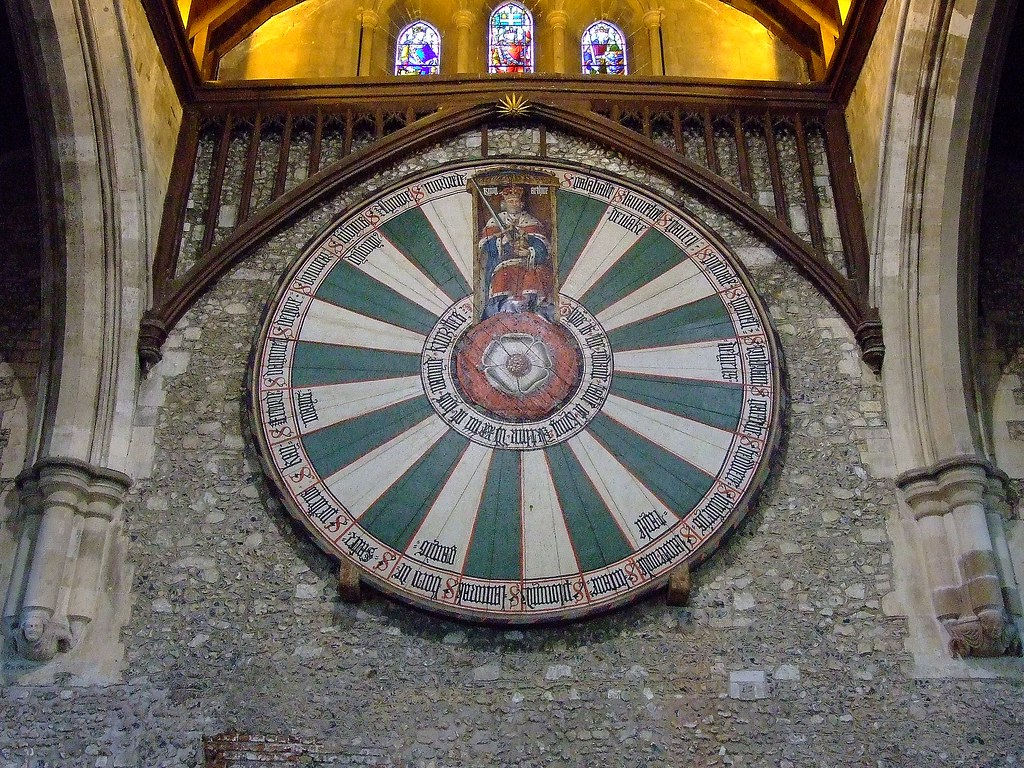 The Round Table | Winchester's 14th century tourist attracti… | Flickr