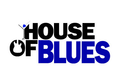 house of blues logo | by dehartdesign