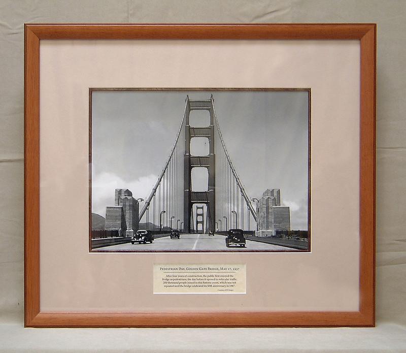 Golden Gate Bridge c 1940