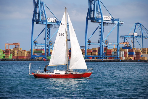 Sailing, Las Palmas | by bigoceans