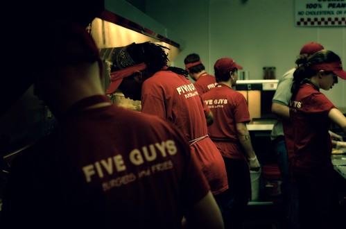 Five Guys | by ABMann