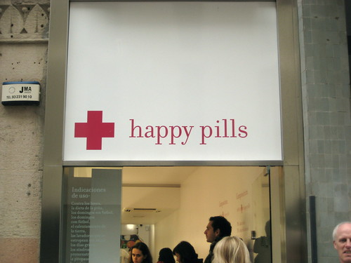 happy pills | by theseanster93