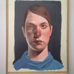 女性肖像 Portrait of a woman / Finish