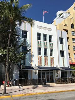 Art Deco Cavalier Hotel South Beach 1936