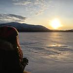 Viajefilos en Tromso, Alerededores del lago 006