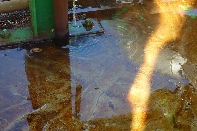 06 octobre 2007 Alfortville Portes ouvertes à la Centrale de géothermie Eau soufrée