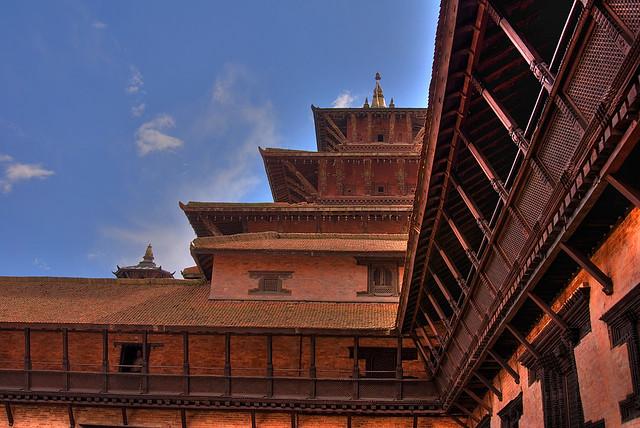 Patan palace