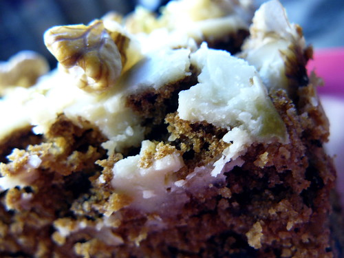 Carrot cake : j'ai trouvé le bon ! (1) | by bloggyboulga