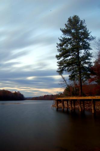 sunset water clouds river pier soe blueribbonwinner diamondclassphotographer hokesbluffferry