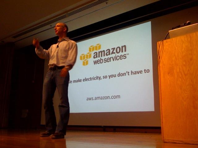 Jeff Bezos at startup school