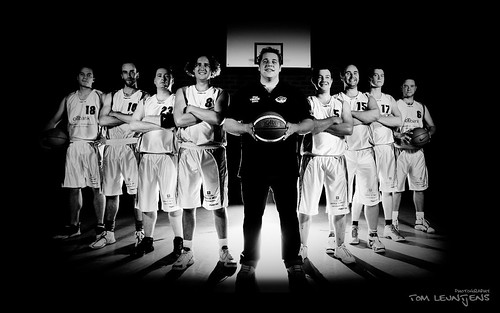 Team A B/W by Tom Leuntjens Photography