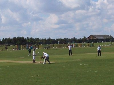 Mainsforth Cricket Field, Ferryhill | by dkodigital