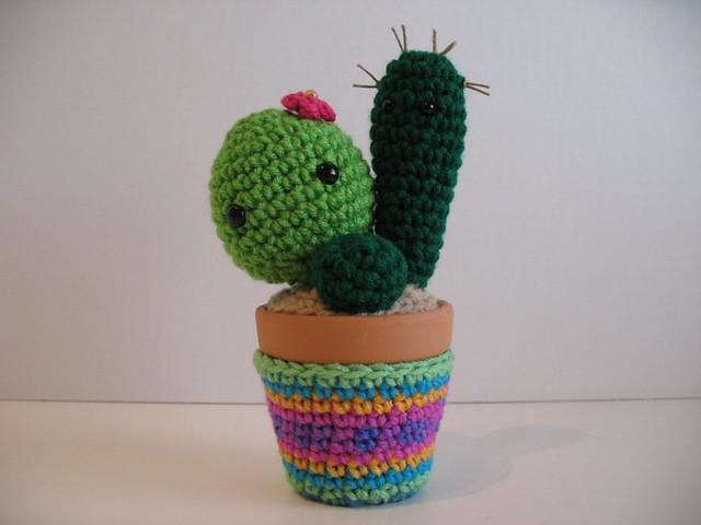 Camilla Cactus Free Crochet Pattern • Spin a Yarn Crochet | 480x640