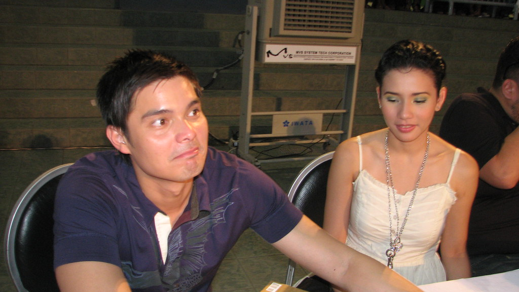 Dingdong Dantes and Karylle (Circle Cafe) - dmcruz - Flickr