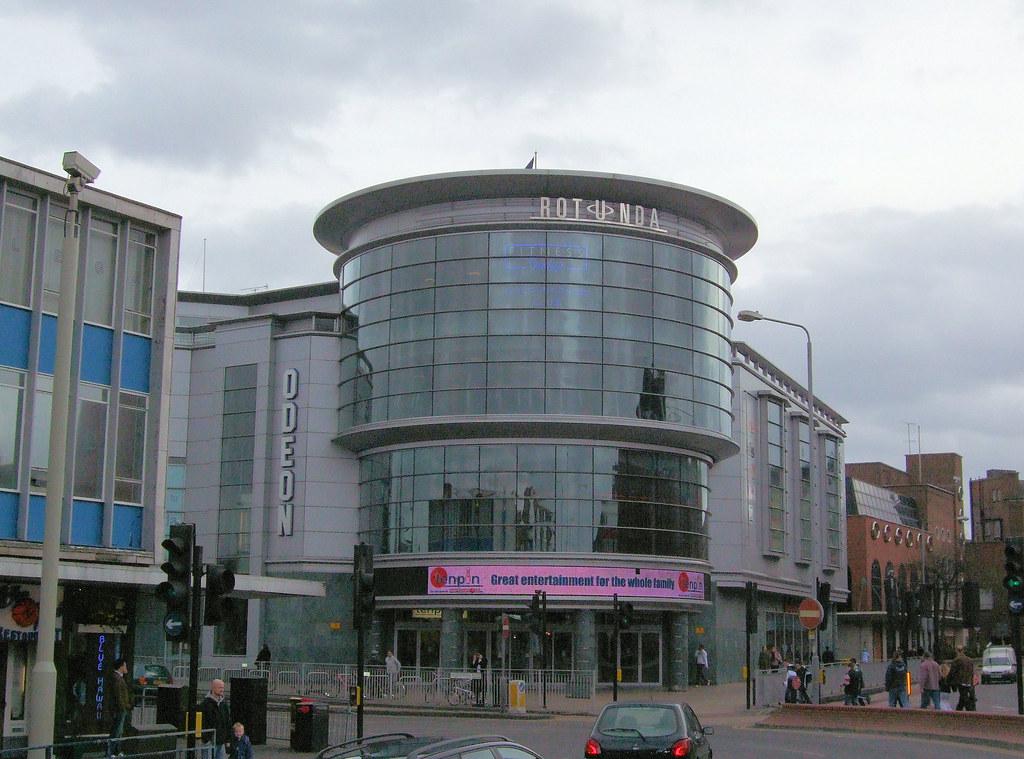 The Rotunda Kingston London The Rotunda Located On Cl