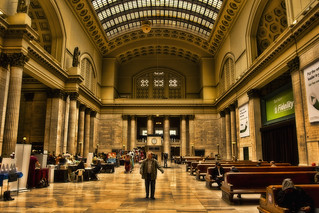 Union Station. Chicago, IL   by Chris Richards1