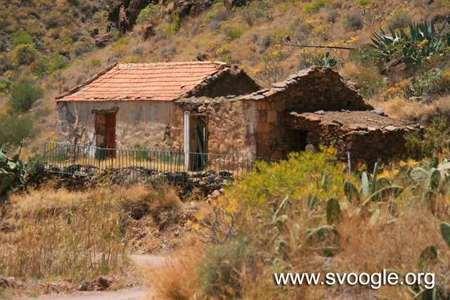 Stausee Ayagaures Gran Canaria