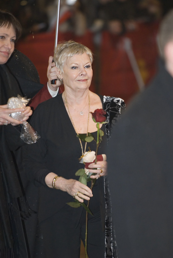 Dame Judi Dench - Various Faces for Mabel 8