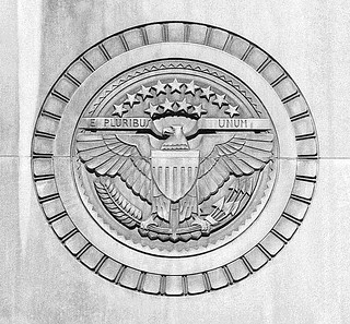 Detail: Theodore Levin United States Courthouse--Detroit MI