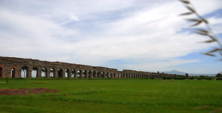 Aquaducts, Rome | by simmogem