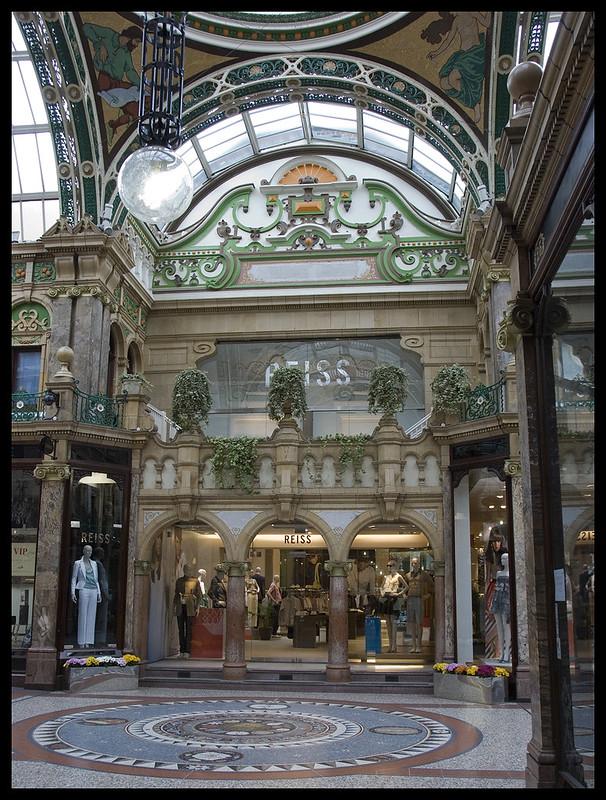 County Arcade again