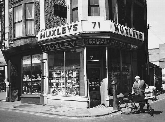 Bridge Street Stores >> Huxley S Medical Stores Bridge Street Jbsees60 Flickr