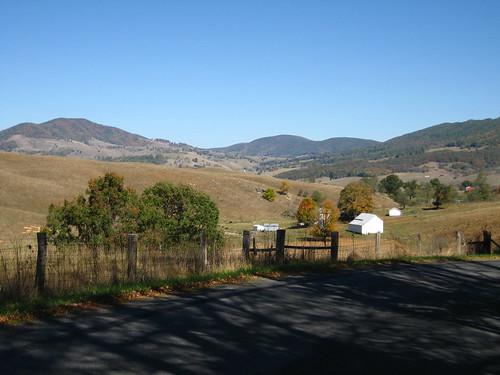 mountains cycling virginia bluegrass bicycles foliage wv westvirginia va vistas snowymountain brushymountain blueridgebyways