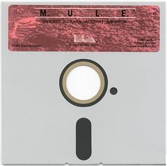 mule-c64-floppy | by racketboy