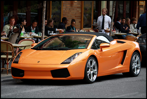 Lamborghini in Philly by UrbanPerspectiV