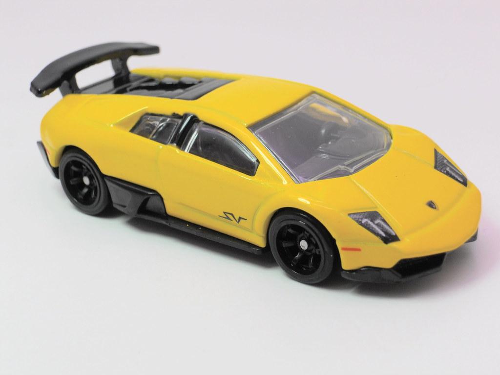 Hot Wheels Speed Machines Lamborghini Murcielago Lp 670 4 Flickr