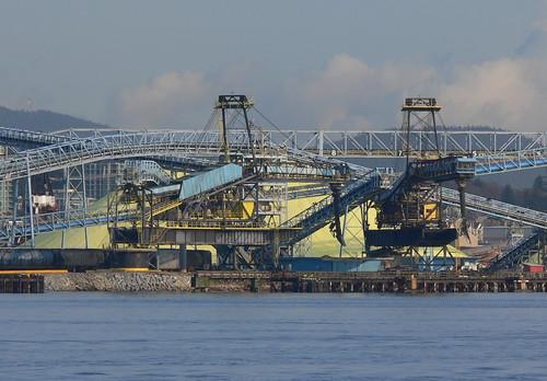North Van waterfront