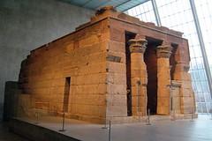 NYC: Metropolitan Museum of Art - Sackler Wing - Temple of Dendur