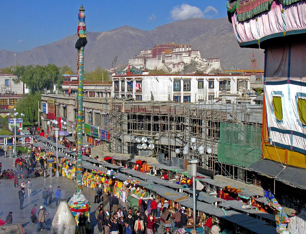 Tibet-5433 - Barkhor Street | PLEASE, NO invitations or self… | Flickr