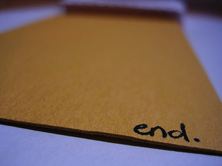 end. | by Hans Engel