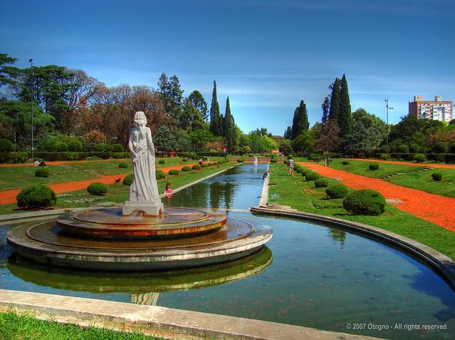 Jardin Frances - Parque Independencia - Rosario - Argentina (3)