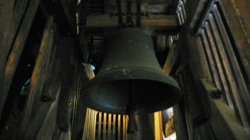 Belfry, St. Urs Cathedral, Solothurn