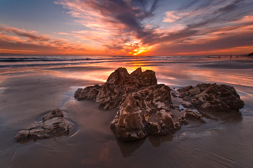 california sunset beach landscape evening nikon bravo firstshots d300 hendrys gnd 1118mm flickrsbest nothdr