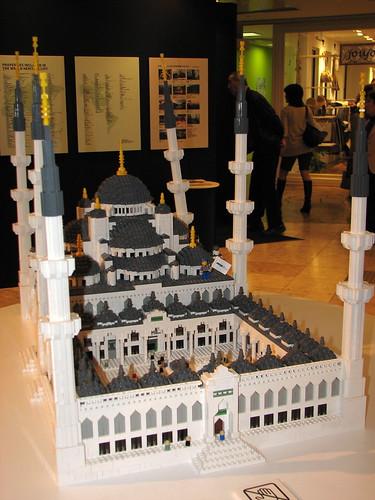 LEGO Blue Mosque