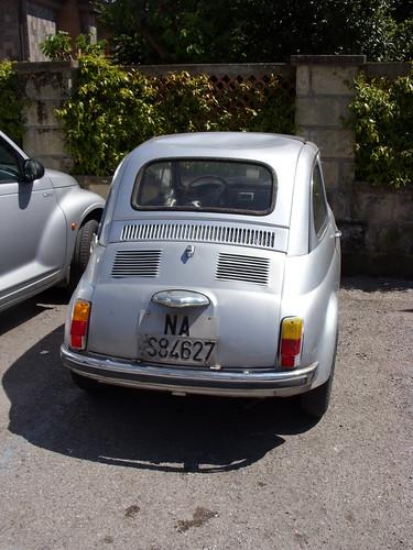 FIAT Cinquecento Originale