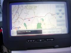Live Google map on Virgin America | by scriptingnews