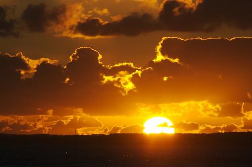 Sunset Öresund | by Håkan Dahlström