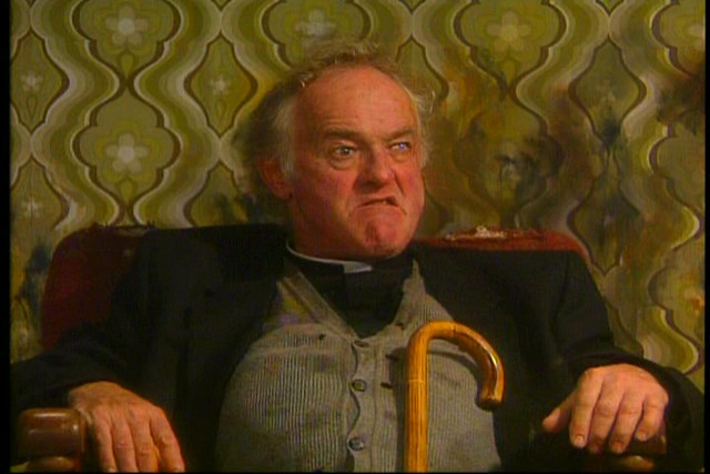 Father Ted | Frank Kelly as Father Jack Hackett | Insomnia