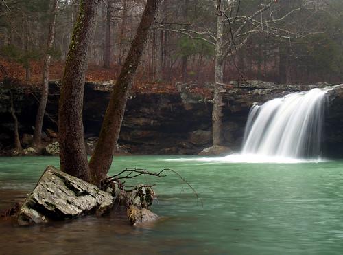 waterfall arkansas richlandcreek ozarknationalforest fallingwaterfalls