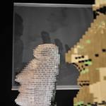 PIECE of PEACE TOKYO レゴで作った世界遺産展Part2 モアイ像_01