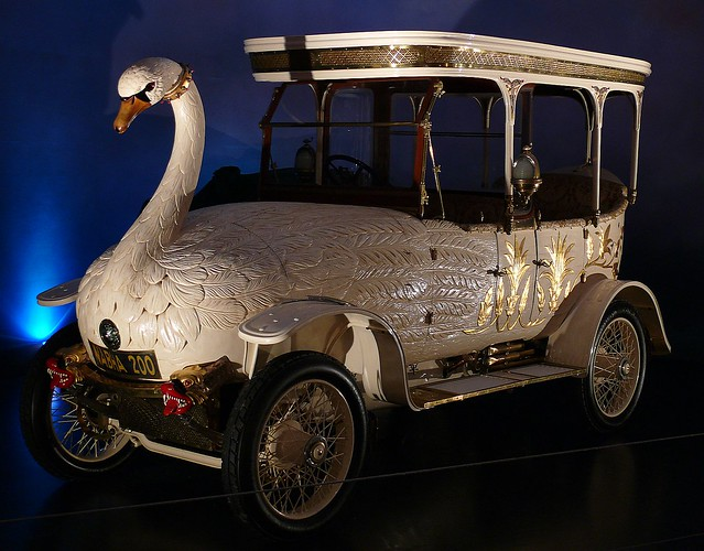 Brooke 25-30-HP SWAN CAR 1910