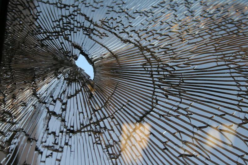 Broken Glass at Work-6