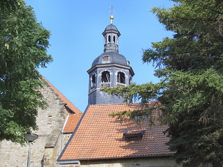 St.-Mauritius-Kirche Hildesheim - Eingang