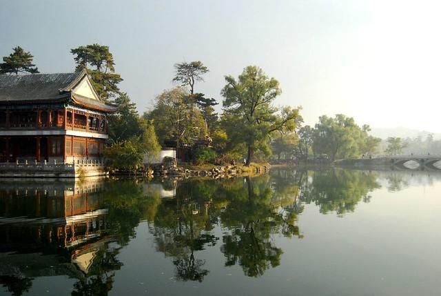 避暑山庄(Chengde Mountain Resort)——风景如画