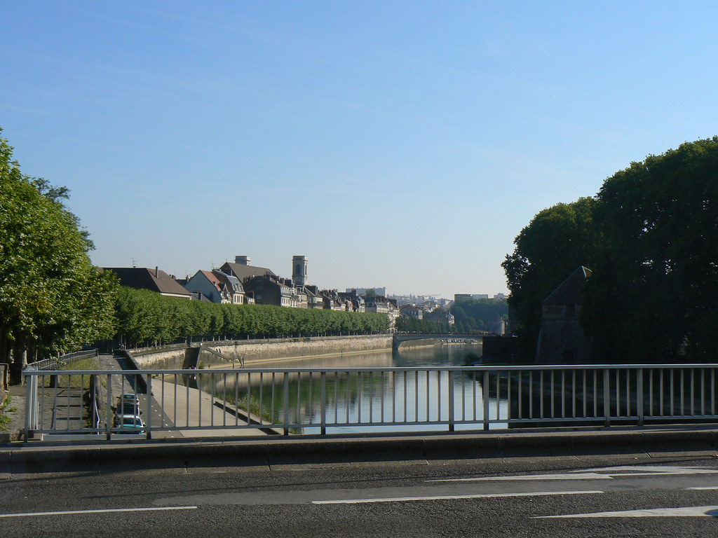 Besancon, on way to Italy